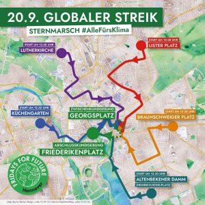 Globaler Klimastreik – Hannover @ Hannover