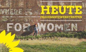 """Frauennetzwerktreffen: """"Klimanotstand in Kommunen. Reine Symbolpolitik oder Aufbruch in eine neue Ära?"""" @ Grünes Zentrum"""