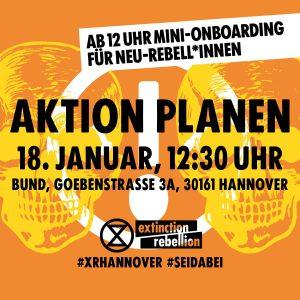 XR Aktion Planen @ BUND
