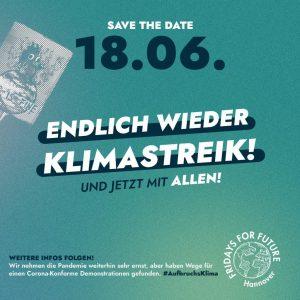"""""""Endlich wieder Klimastreik!"""" – Demo von Fridays for Future @ Opernplatz"""